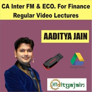 CA INTER FM & ECO.